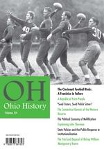 Thumbnail of Ohio History 2007 issue cover