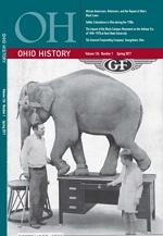 Thumbnail of Ohio History Spring 2017 cover