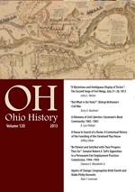 Thumbnail of Ohio History 2013 issue cover