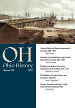 Thumbnail of Ohio History 2012 issue cover