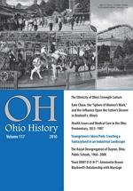 Thumbnail of Ohio History 2010 issue cover