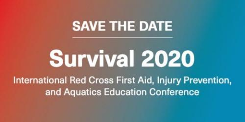 Save the date for Survival 2020 Conference